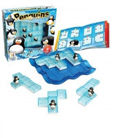 Penquins on Ice - Why-Games