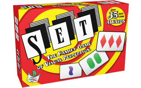 Set - Why-Games