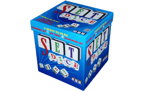 Set Dice - Why-Games