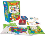 The Scrambled States of America Game- Deluxe Edition - Why-Games