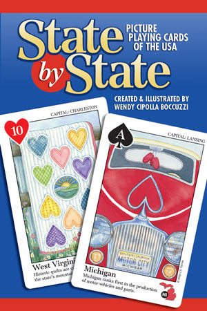 State by State - Why-Games