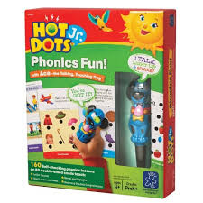 Hot dots Jr, Phonics Fun!
