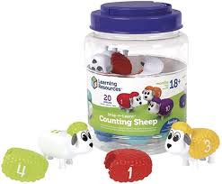 Snap -N-Learn Counting Sheep