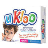 Ukloo Early Reader Treasure Hunt Game - Why-Games