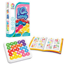 IQ Candy - Why-Games