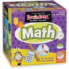 Brainbox: Math - Why-Games