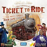 Ticket To Ride USA 15th Anniversary Edition