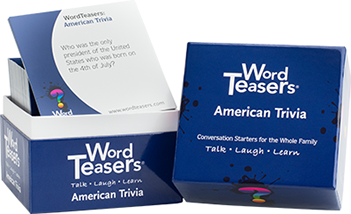 Word Teasers-American Trivia
