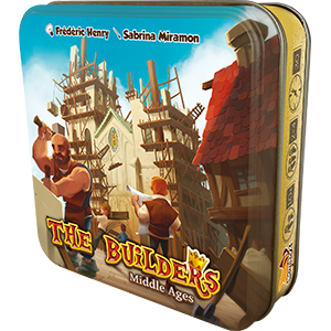 The Builders: Middle Ages - Why-Games
