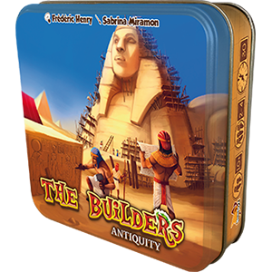 The Builders: Antiquity - Why-Games