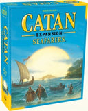 Settlers of Catan Seafarers Expansion - Why-Games