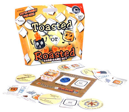 Toasted or Roasted - Why-Games
