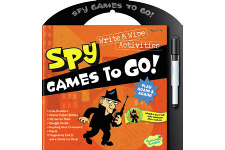 Spy Games To Go - Why-Games