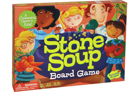 Stone Soup - Why-Games