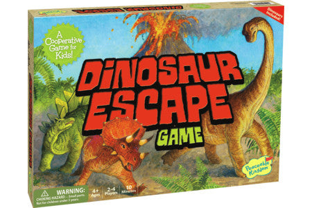 Dinosaur Escape - Why-Games