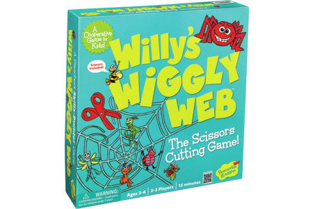 Willy's Wiggly Web - Why-Games