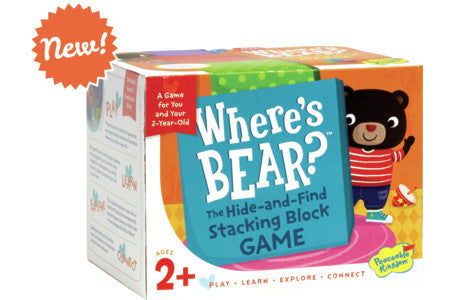 Where's Bear? - Why-Games