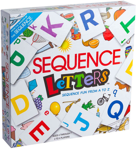 Sequence Letters - Why-Games