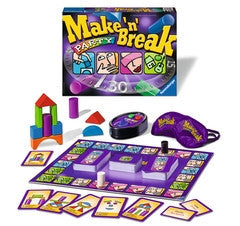 Make 'n' Break Party - Why-Games