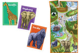ZOO Animals! Match-Up Cards - Why-Games