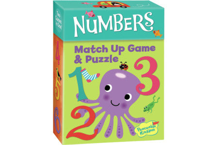 Numbers! Match-Up Cards - Why-Games