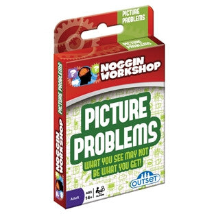 Noggin's Workshop: Picture Problems - Why-Games