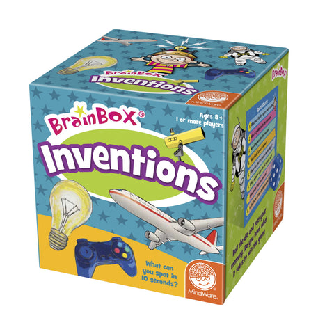 Brainbox: Inventions - Why-Games