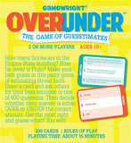 Over/Under - Why-Games
