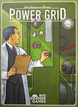 Power Grid - Why-Games