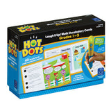 Hot Dots Laugh It Up! Math Vocabulary 1st-3rd Grades - Why-Games