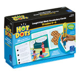 Hot Dots Laugh It Up! Math Vocabulary 4th-6th Grades - Why-Games