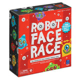 Robot Face Race - Why-Games