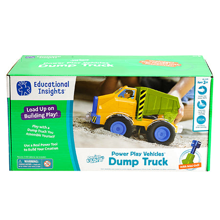 Design & Drill Dump Truck - Why-Games