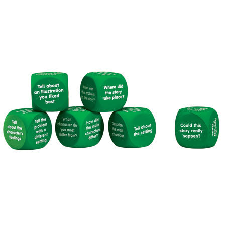 Retell a Story Cubes - Why-Games