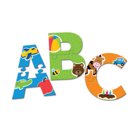 Alphabet Puzzle Cards - Why-Games