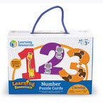 Number Puzzle Cards - Why-Games