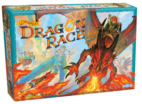 Dragon Race - Why-Games