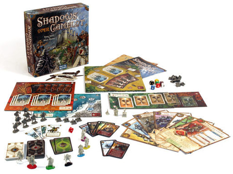 Shadows Over Camelot - Why-Games