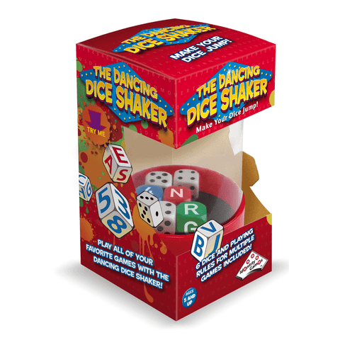 Dancing Dice Shaker - Why-Games