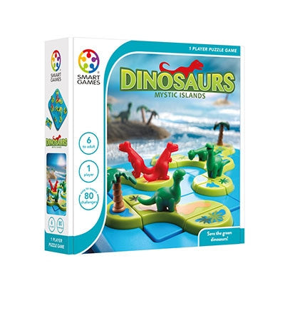 Dinosaurs-Mystic Islands - Why-Games
