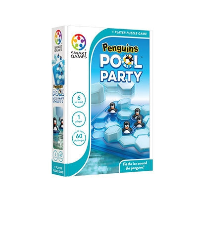 Penguins Pool Party - Why-Games