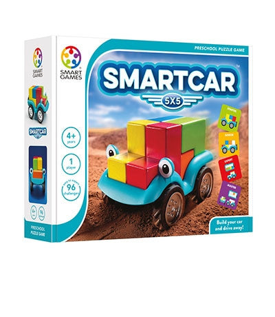 Smart Car 5 X 5 - Why-Games