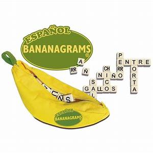 Bananagrams Español - Why-Games