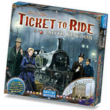 Ticket To Ride USA United Kingdom - Why-Games
