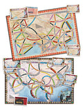 Ticket To Ride Asia Map Collection 1