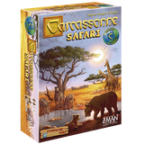 Carcassonne Safari - Why-Games