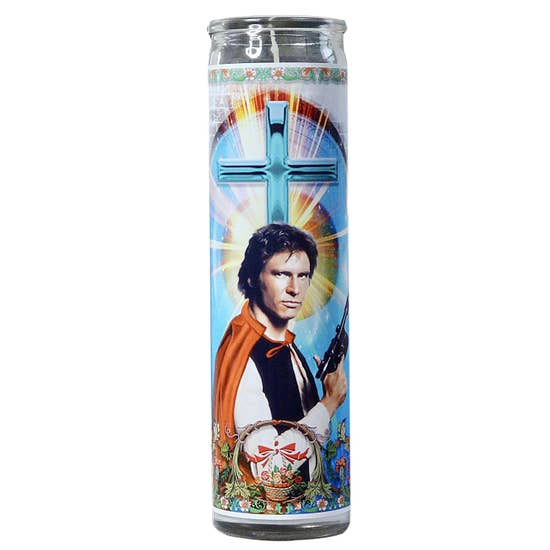 Han Solo Celebrity Prayer Candle