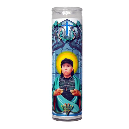 Susie Myerson Celebrity Prayer Candle