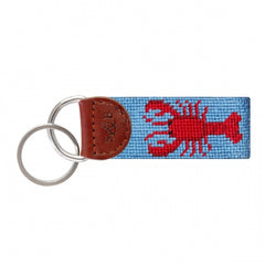Lobster Key Fob by Smathers & Branson