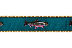 Trout Dog Collar and/or Leash